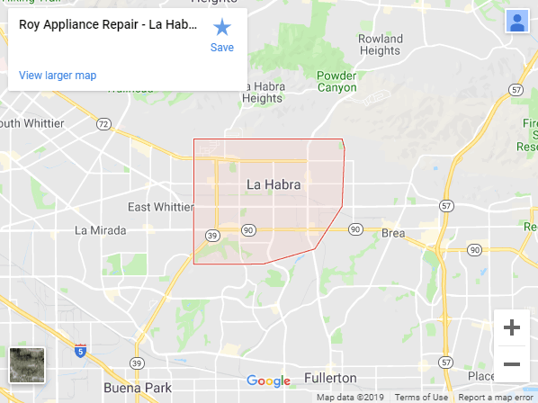 la habra california