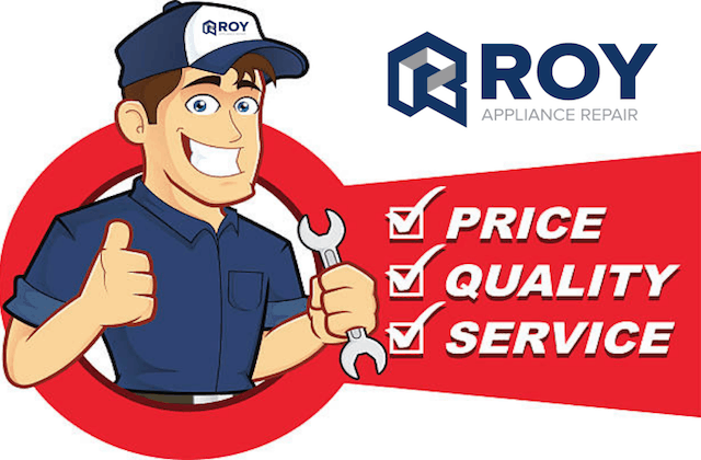 roy appliance repair