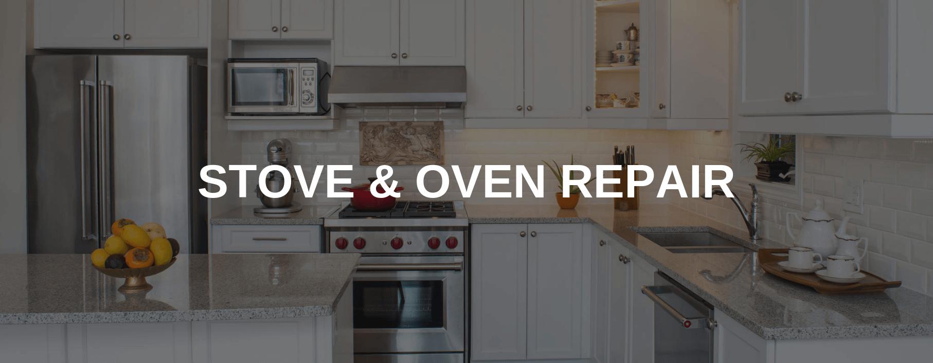 stove repair anaheim