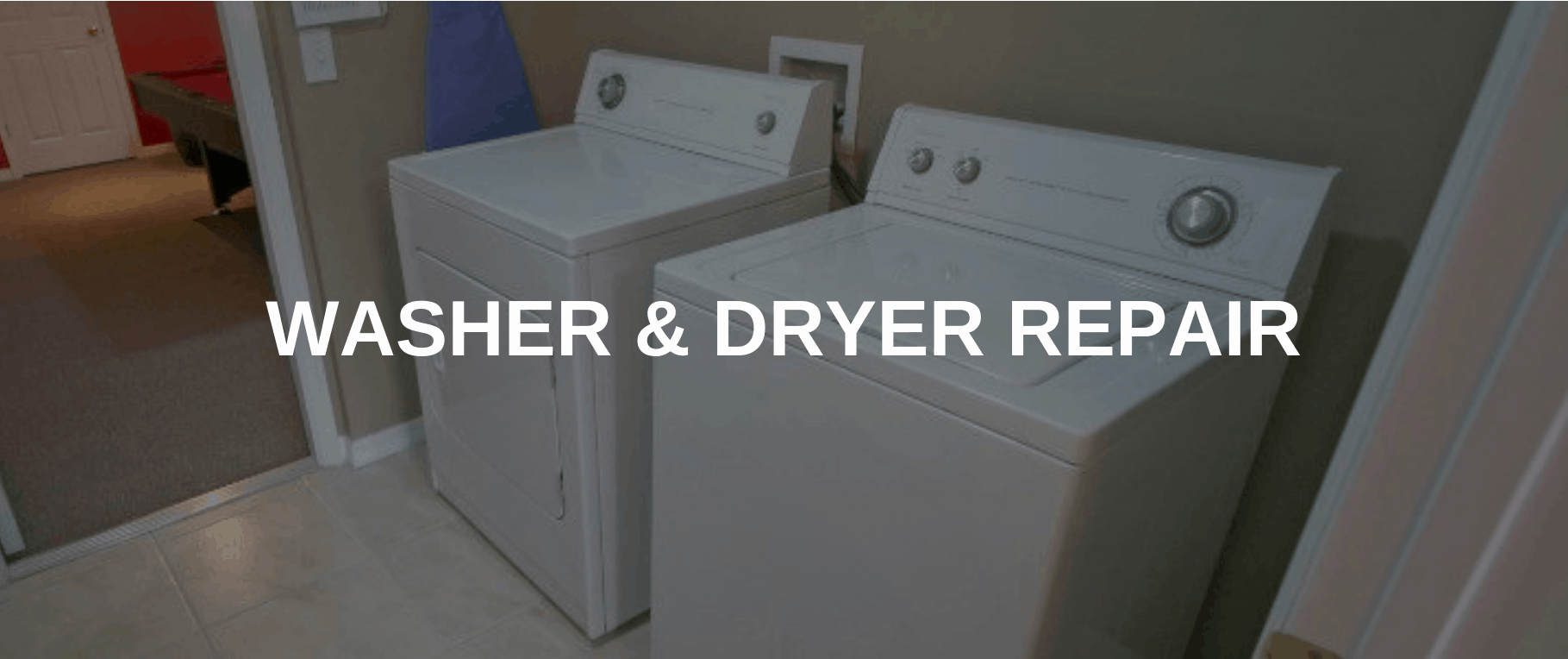 washing machine repair anaheim ca